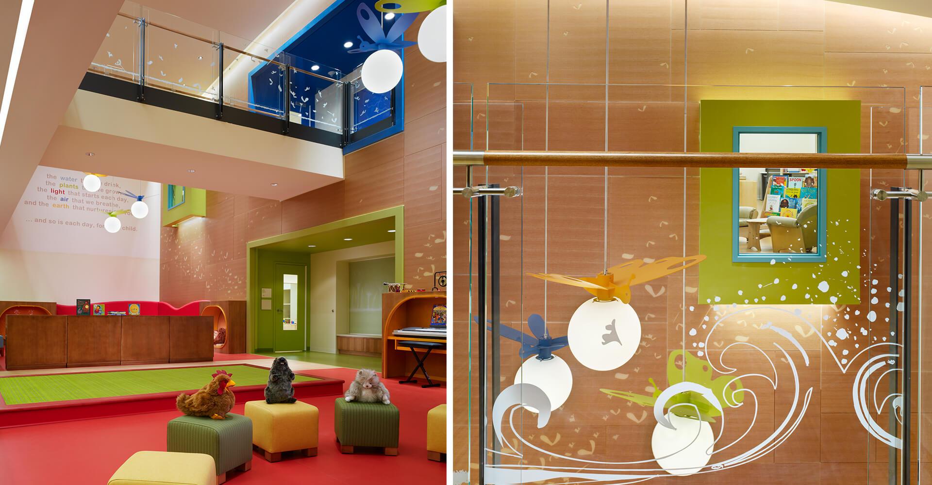 Northwestern Memorial Hospital Childcare Center – Eckenhoff