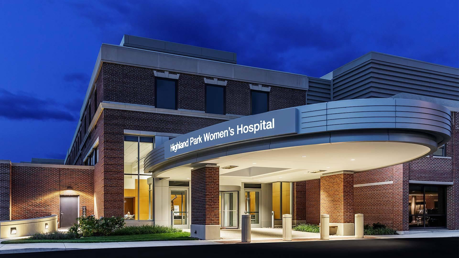 Highland Park Women's Hospital