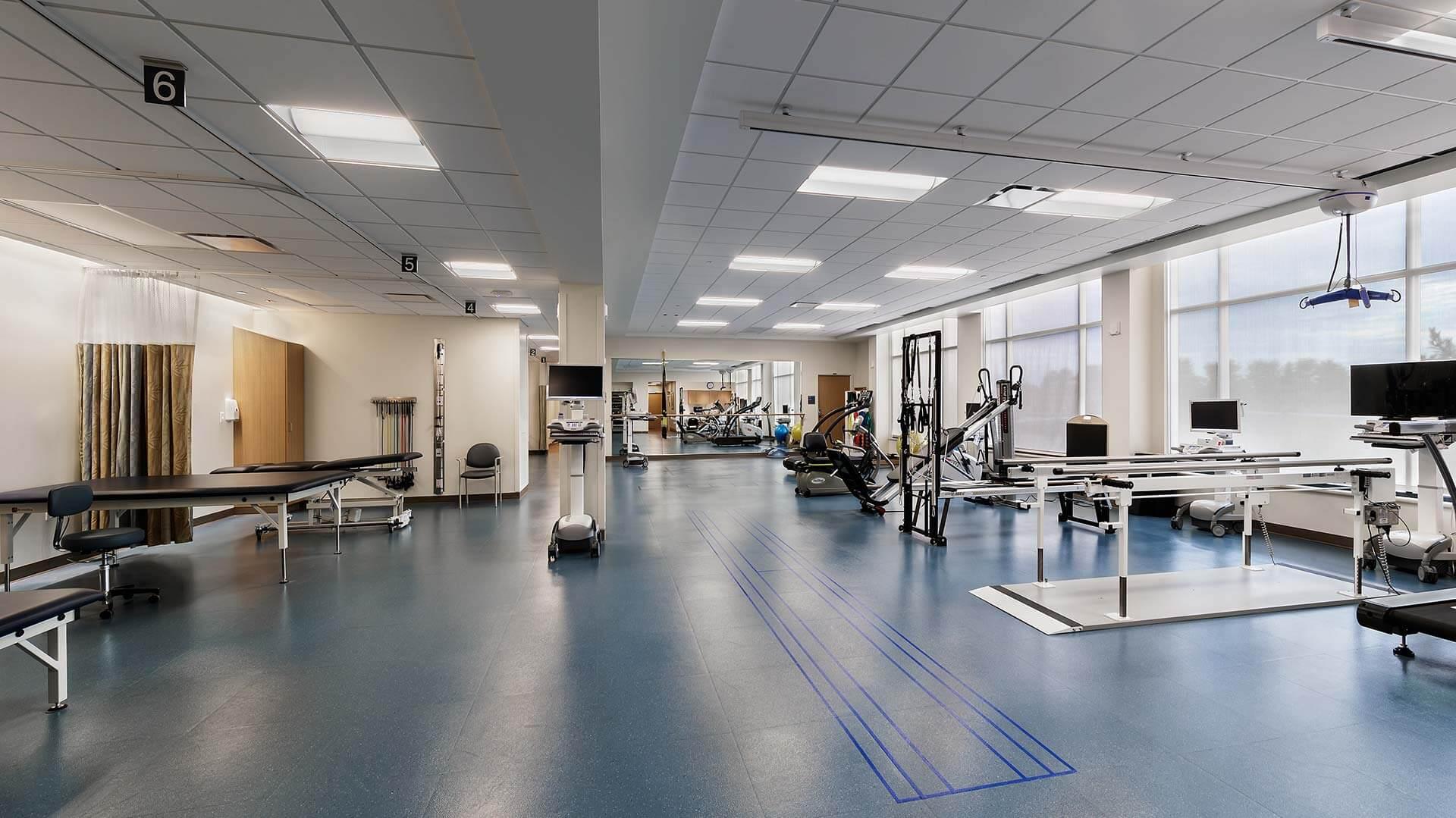 Northshore University HealthSystem, Lincolnshire Medical Office Building