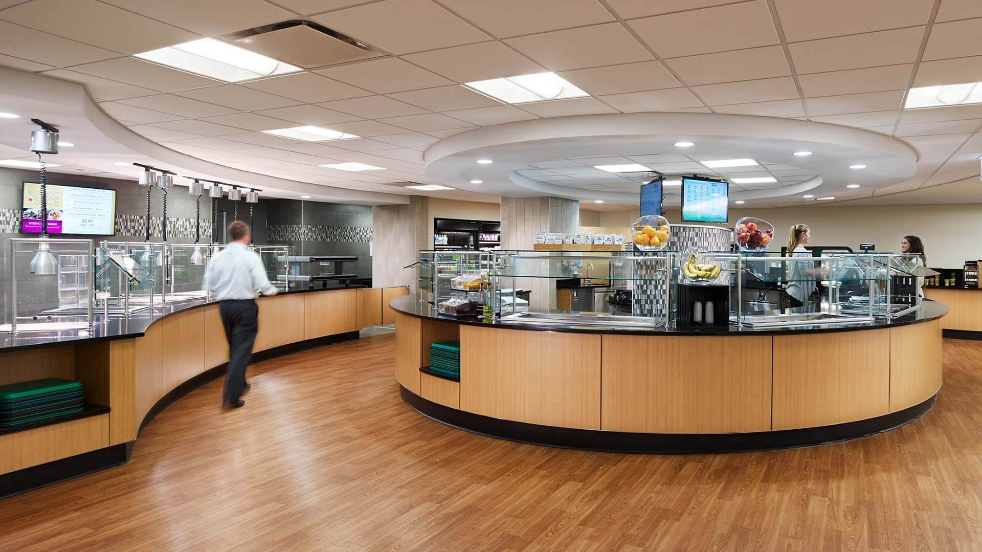 NorthShore University Health System Cafeterias