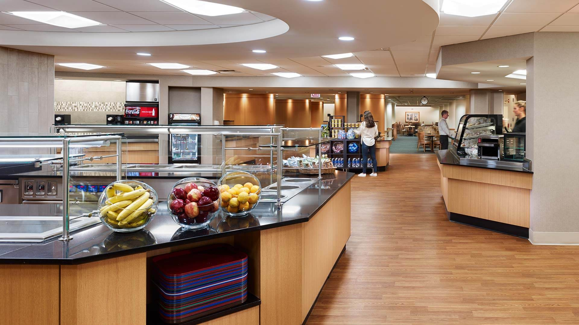 NorthShore University Health System CafeteriasNorthShore University Health System Cafeterias