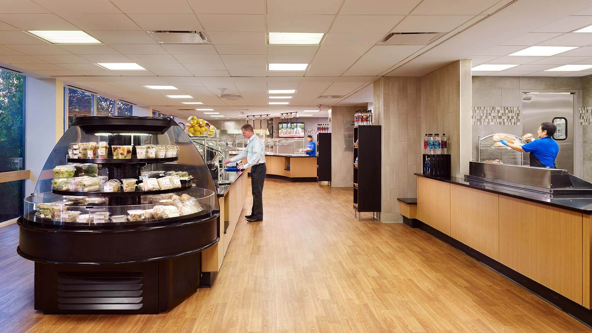NorthShore University Health System Cafeterias